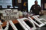 Penerimaan Bea Cukai Jateng-DIY lampaui target