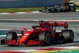 Pebalap Ferrari Charles Leclerc juarai balap F1 virtual China