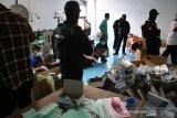 Polisi grebek pabrik masker ilegal di Cilincing beromzet Rp200 juta perhari
