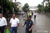 PT Pelindo IV Cabang Makassar uji coba penertiban parkir di pelabuhan