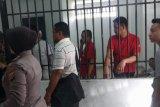 Anak Bupati Rokan Hilir dijebloskan ke penjara