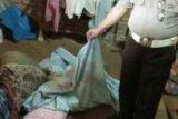 Perempuan di Deli Serdang diduga dibunuh suaminya, ditemukan anaknya saat hendak shalat subuh