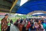 Anggota DPRD Riau soroti 700 ha sawah gagal panen di Kuala Kampar