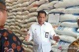 Bulog siap mengamankan pasokan beras lokal jelang Ramadhan