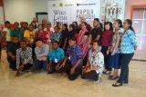 Yayasan Lontar-Freeport gelar pelatihan fiksi mahasiswa Papua Panggil