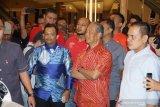 Mahathir Mohamad melakukan pertemuan dengan pengurus Bersatu