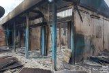 Polisi Yahukimo selidiki kebakaran hanguskan 12 kios di Dekai