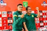 Pelatih Persebaya ingatkan pemain tak remehkan Persik Kediri yang berstatus tim promosi