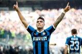 Lautaro Martinez ke Barcelona? Zanetti: Lautaro Martinez masih bahagia di Inter