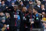 Gol tunggal Jordan Ayew antar Palace kalahkan Brighton di kandang