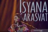 Isyana Saraavati  kenalkan album baru