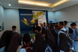 Siswa SMK Negeri Toili kunjungi Pusat Informasi Migas (PIM) DSLNG