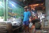 41 pedagang positif corona, Pasar Cempaka Putih tutup tiga hari