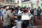 70 barista Indonesia memperebutkan tiket kejuaraan kopi dunia