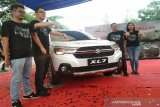 Di Kendari, PT SIS luncurkan mobil Suzuki XL7