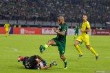 David da Silva-Persebaya beda sikap terkait kelanjutan Liga 1