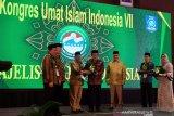 Kongres Umat Islam Indonesia mendesak Presiden Jokowi bubarkan BPIP