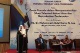 Sekjen Rabithah Alam Islami: kedepankan nilai bersama membangun toleransi