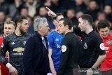 Protes wasit dengan amarah, Ancelotti terancam sanksi FA