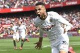 Sevilla susah payah atasi 10 pemain Osasuna, skor 3-0