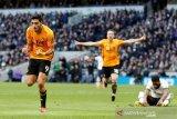 Tottenham ditumbangkan Wolverhampton 2-3