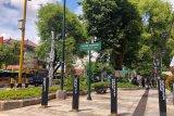 Revitalisasi trotoar Jalan Sudirman dimulai dari Tugu