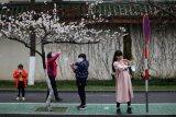 Dituduh pemicu wabah COVID-19 varian Delta, perempuan tua asal Nanjing ditangkap polisi