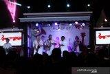 Hujan tidak padamkan semangat penonton Java Jazz 2020
