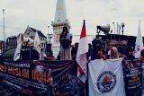 Puluhan ormas di Yogyakarta gelar aksi peduli Muslim India