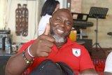 Pelatih Persipura Jacksen berharap Marinus Wanewar segera pulih
