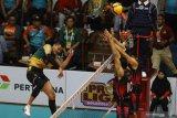 Proliga 2020 - Tim putra Jakarta BNI 46 kalahkan Pertamina Energi 3-2