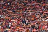 PSSI minta suporter sepak bola tidak datang ke stadion saat liga dilanjutkan