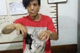 Polisi sita senjata api dari bandar Narkoba