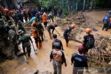 BPBD Magelang lakukan penanganan kawasan banjir bandang di Bandongan