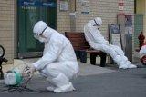 Pekerja Samsung terinfeksi corona di pabrik