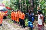 Tim SAR Biak Numfor masih mencari korban tersesat di hutan Kajasbo