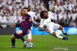 Real Madrid rebut puncak La Liga, setelah taklukan Barcelona
