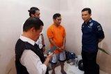 Polisi tangkap seorang produsen sabu-sabu rumahan