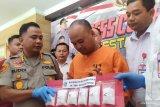 Sopir online tertangkap polisi karena mengedarkan ratusan sabu di Bali