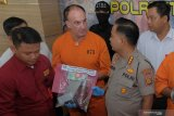 Polisi tangkap pengguna sabu asal Selandia Baru di Bali
