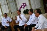 Presiden sebut ibu-anak warga Indonesia positif terinfeksi corona