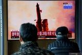 Korsel: Korea Utara menembakkan tiga rudal ke perairan