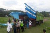 Nelayan Mataram dapat bantuan kapal tangkap ikan dari Kementrian KKP