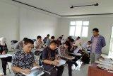 Seleksi Tes Tulis calon anggota PPK di Kampus Unma Banten