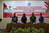 Bupati Sasingen Harapkan Sitaro Masuk 3 Besar Penyusunan LPPD