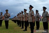 Kapolda Gorontalo melantik 187 bintara baru