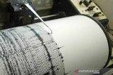 Gempa bumi  magnitudo 4  guncang Lombok Utara Senin malam