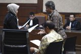 Dua mantan petinggi BP Migas divonis 4 tahun penjara dan denda Rp200 juta