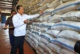 Bulog menjamin mampu atasi lonjakan permintaan beras