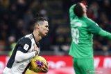 Juve dan Inter bersaing rebut gelar Liga Italia